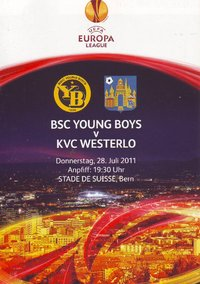 BSC Young Boys v KVC Westerlo - Europa League - 28.07.11