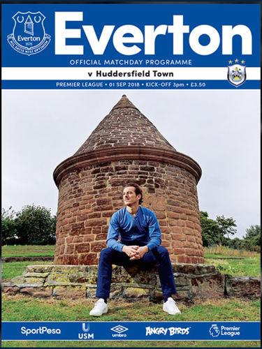 Everton v Huddersfield Town - League - 01.09.18