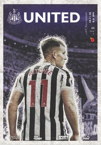 Newcastle United v AFC Bournemouth - League - 10.11.18