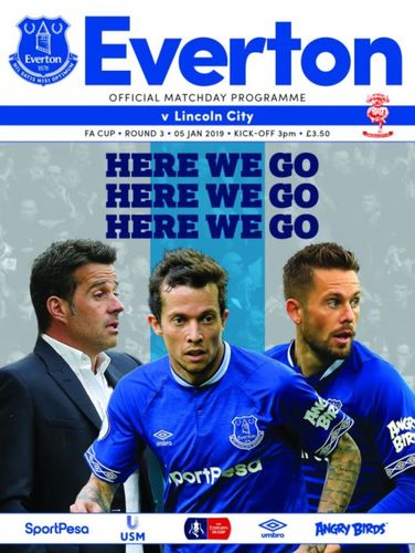 Everton v Lincoln City - FA Cup - 05.01.19