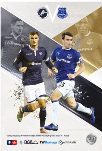 Millwall v Everton - FA Cup - 26.01.19