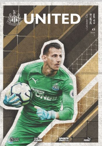 Newcastle United v Leicester City - League - 29.09.18