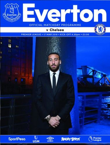 Everton v Chelsea - League - 17.03.19