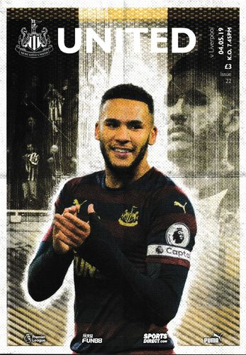 Newcastle United v Liverpool - League - 04.05.19