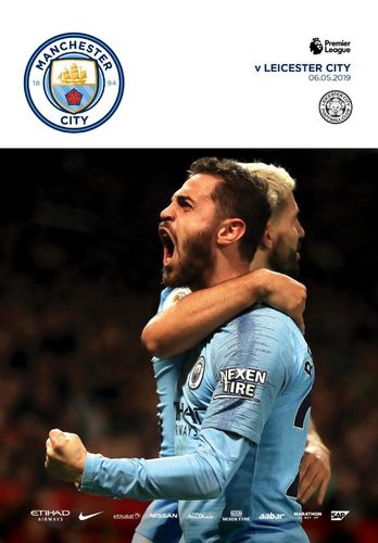 Manchester City v Leicester City - League - 06.05.19