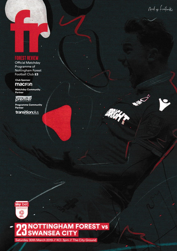 Nottingham Forest v Swansea City - League - 30.03.19