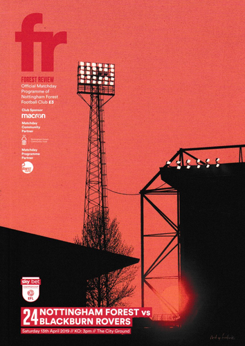 Nottingham Forest v Blackburn Rovers - League - 13.04.19