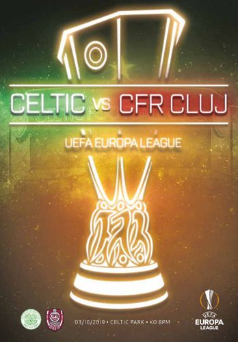 Celtic v CFR Cluj - Europa League - 03.10.19