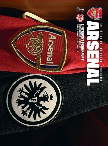 Arsenal v Eintracht Frankfurt - Europa League - 28.11.19
