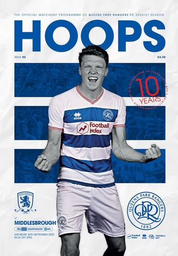 QPR v Middlesbrough - League - 26.09.20