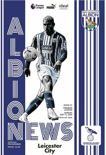 WBA v Leicester City - League - 13.09.20