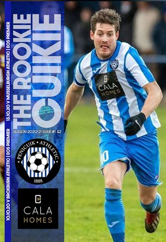 Penicuik Thistle v Boxburn Athletic / Musselburgh Athletic - League - 10.10.20 / 13.10.20