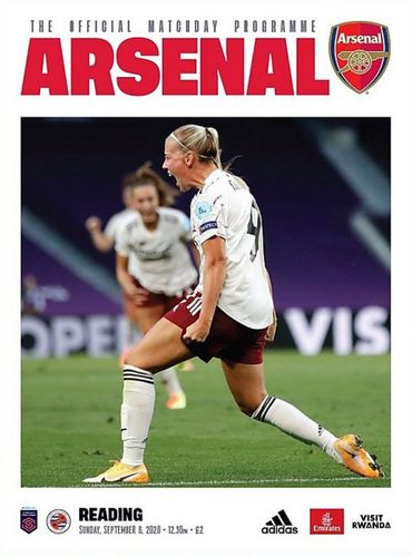 Arsenal Women v Reading Women - League - 06.09.10