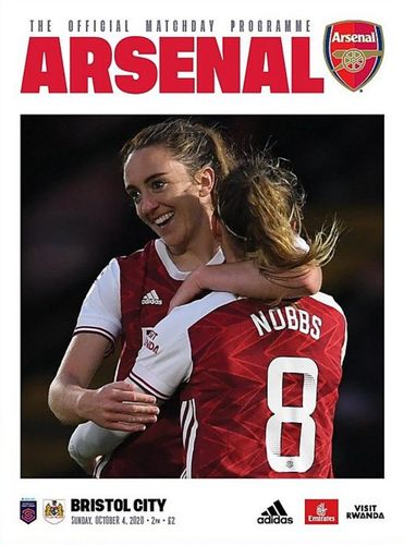 Arsenal Women v Bristol City Women - League - 04.10.20